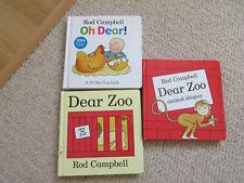 Rod Campbell book bundle