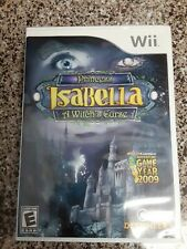 Princess Isabella: A Witch's Curse (Nintendo Wii, 2010)