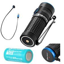 Olight S1R II Baton 1000 lumen magnetic rechargeable LED flashlight w/ Battery