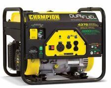 Champion Power Equipment 100401 3500W Dual Fuel Generator