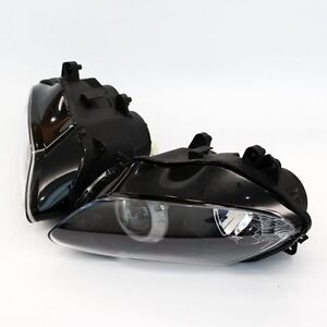 Front Head Lights Lamps Assembly Headlights Headlamp For Yamaha YZF R1 2007-2008