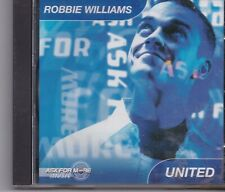 Robbie Williams-United cd maxi single