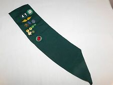 VINTAGE  GS GIRL SCOUTS PATCHES & PINS