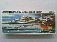 FROG f402 SEPECAT Jaguar a.2/t.2 1:72 Nuovo & imbustato con tracce di stoccaggio