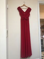 phase eight red dress 8