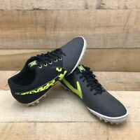 Nike Mens Elastico Pro III TF Soccer Shoes Black 685362-001 Low Top Lace Up 9