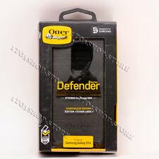 OtterBox Defender Samsung Galaxy S9+ Plus Hard Case w/Holster Belt Clip (Black)