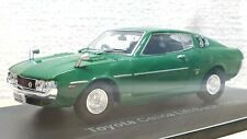 1/43 Norev 1973 TOYOTA CELICA LB 2000GT LIFT BACK GREEN RA35 diecast car model