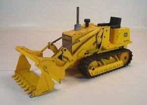 NZG 1/35 Nr. 176/208 Case 850 Bulldozer DB Heilbronn Promo Werbemodell #1337