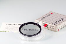 FILTRO PLAUBEL FILTER 62mm NEW IN BOX OLD STOCK ND2X GREY FOR MAKINA W67