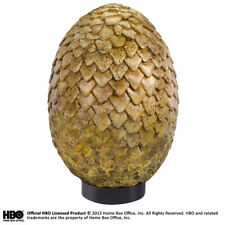 Game Of Thrones Viserion Egg Statue NOBLE COLLECTIONS