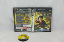 HARRY POTTER ET LA CHAMBRE DES SECRETS Nintendo Game Cube GC remis à neuf PAL VF
