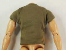 Dragon 1/6 Scale Action Figur SOLDIER USMC Basic Training Brown T Shirt DA188