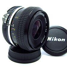 Nikon Nikkor f2.8/35mm - SERVICED - Made in Japan №793435