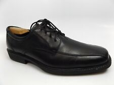 Eastland Mens Astor Black Leather Oxford Dress Shoe SZ 10.0 M,  D11476