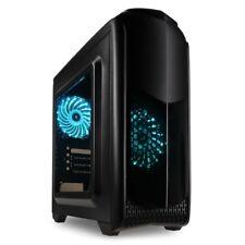 Kolink Aviator M Micro ATX Tower RGB LED USB 3.0 Desktop PC Gaming Case Black