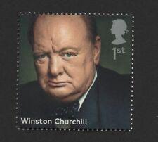 WINSTON CHURCHILL/PRIME MINISTER/GB 2014 UM MINT STAMP