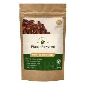 Roasted Baru Seeds (200g)