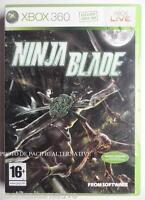 jeu NINJA BLADE pour xbox 360 en francais game spiel juego gioco complet X360