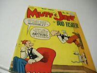 Mutt & Jeff #30 Oct.-Nov. 1947 10c DC Publication 52 page Comic book