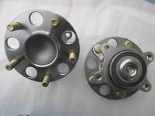 Pair OEM 2006-2011 Honda Civic Rear Hub Wheel Bearing Assembly Left & Right Side