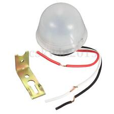 Adjustable AC/DC 12V 10A Auto Photo Control Sensor Road Light Switch Waterproof