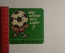 Aufkleber/Sticker: Brunnen Notizblöcke wer will mir ans Leder (241116144)