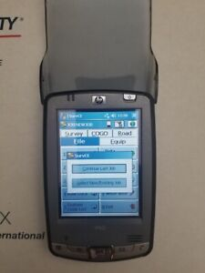 HP IPAQ 2490 DATA COLLECTOR SURVCE FOR TRIMBLE NIKON TOPCON INSTRUMENTS