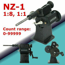 Manual Hand Dual Purpose Electric Coil Counting Winding Machine Winder NZ-1