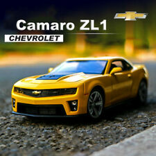 WELLY 1:24 Scale Chevrolet Camaro ZL1 Metal Car Toys Diecast Model Cars