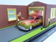 Diorama HOT ROD MERCURY Saturday morning 1/64