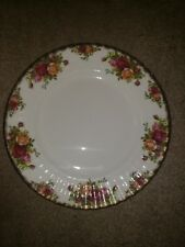 """Royal Albert Old Country Roses 1962 10-1/2""""Dinner Plates (30 items Left."""