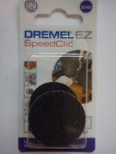 Dremel sc411 ez speedclic ponçage disques 2615s411ja 60 grain Dremel 411 Pack de 6