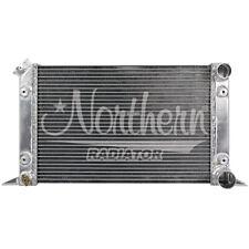Scirocco All Aluminum Radiator - 21 1/2 x 12 9/16 x 3 1/8 (Has Fill Neck)