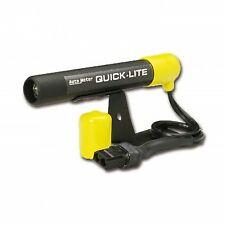 AUTOMETER 5330, QUICK-LITE PEDESTAL SHIFT LIGHT AMBER LED (BLACK) **
