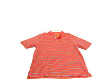 Masters Limited Edition Men's Size XL Red Bobby Jones Short Sleeve Polo Shirt