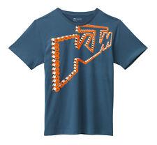 KTM T Shir blau Kette Gr. S, Art.Nr. 3PW1556702