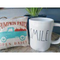 NEW SMILE Mug RAE DUNN Artisan Collection BY MAGENTA