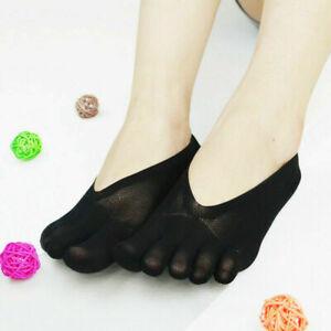 Orthopedic Compression Socks Women Toe Socks Ultra Gel with Low Liner Cut