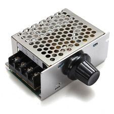 4000W AC110V 220V SCR Silicon Controlled Electronic Volt Regulator