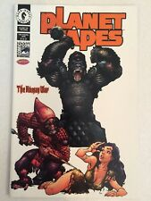Planet of the Apes The Human War #2 J Scott Campbell San Diego Comic Con variant