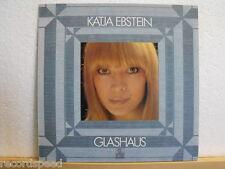 "★★ 12"" LP - KATJA EBSTEIN - Glashaus - OIS (Texte) - Ariola 31309 Club Edition"