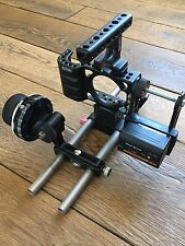 Blackmagic Pocket Cinema Camera Cage, Follow Focus and Power