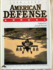 Cold War.......American Defense Annual, 1988-1989