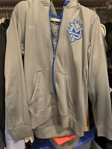 NIKE MANNY PACQUIAO THERMA FIT ZIP UP MEN'S HOODIE JACKET Medium RARE