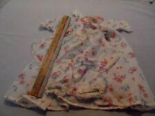 Terri Lee? Pajamas, 3 Piece Set, Being Sold As Found, Lot 10, Vintage