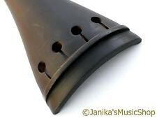 3/4 size double bass tail piece tailpiece wood black 4 string contrabass new
