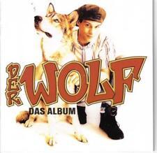 DER WOLF / WOLF - DER / DAS ALBUM * NEW CD * NEU *
