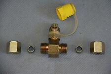 Messkupplung 16x2 Messanschluss Messkopf Hydraulik 5 Stück