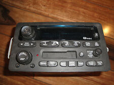 Pontac Grand Am Radio Cd Cassette 10317994